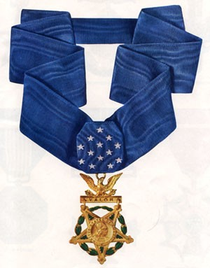 Image result for the CIA's Director's Medal for extreme fidelity and extraordinary courage in the line of duty.